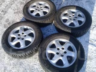 Mazda. 6.5x16, 5x114.30
