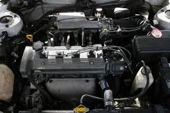 Двигатель Toyota 4A-FE с пробегом. Отправка
