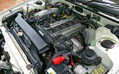 Двигатель Toyota 4A-GE с пробегом. Отправка