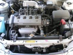 Двигатель Toyota 5A-FE с пробегом. Отправка