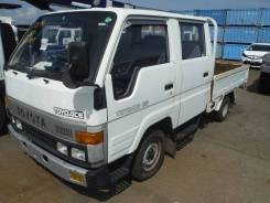 Мост. Toyota Dyna, LY50, LY51, LY60, LY61 2L, 3L