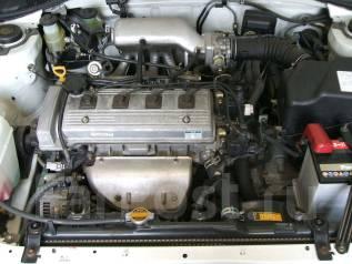 Двигатель в сборе. Toyota: Celica, Carina, Corona, Corolla Spacio, Caldina, Sprinter Carib, Avensis, Corolla, Carina E Двигатель 7AFE. Под заказ