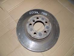 Диск тормозной. BMW 7-Series, E65, E66
