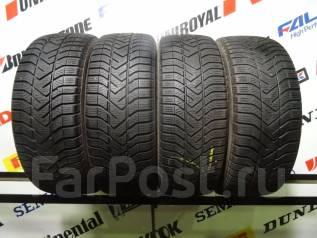 205 55 R16 Pirelli Winter190 Snowcontrol Serie3, 205/55 R16. Зимние, без шипов, износ: 20%, 4 шт