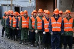 Бригада разнорабочих до 100 человек (РФ) готовы к сотрудничеству