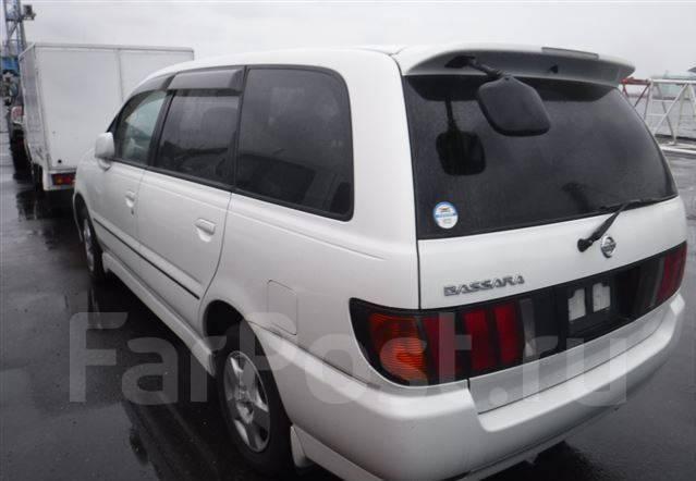 Nissan Bassara. JTU30 JU30 JHU30 JNU30 JVU30, QR25DE