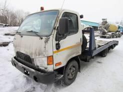 Hyundai. Эвакуатор 78, 5,5 м, 4 т, 2 000куб. см., 4 000кг., 4x2