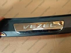 Накладка на бампер. Honda Vezel, RU1, RU2, RU3, RU4 LEB, L15B