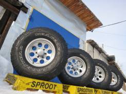 Mickey Thompson. 8.0x16, 6x139.70, ET0, ЦО 110,0 мм.