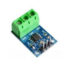 Модуль датчика тока на MAX471 до 3A itslab