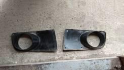 Накладка на фару. Subaru Forester, SG, SG5, SG6, SG69, SG9, SG9L