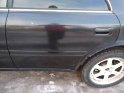 Дверь боковая. Toyota Chaser, JZX100