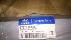 Накладка крышки багажника. Hyundai Creta