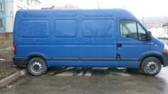 Renault Master. Фургон, 2 500куб. см., 1 500кг., 4x2