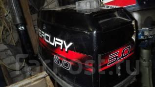 Mercury. 5,00л.с., 2-тактный, бензиновый, нога S (381 мм)