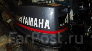 Yamaha. 4,00л.с., 2-тактный, нога L (508 мм)