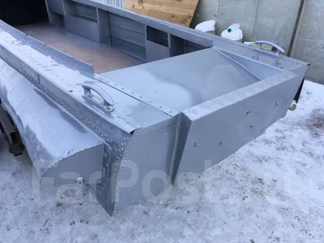 Переделка под ПЛМ ремонт транца на все Катера и лодки