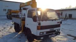Mazda Titan. Продам грузовик с манипулятором , 3 500 куб. см., 2 000 кг.