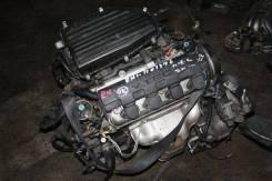 Двигатель Honda Stream RN1, D17A в Барнауле.