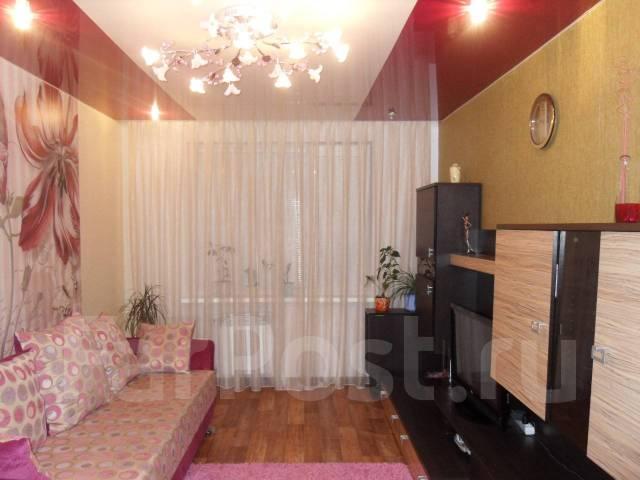 3-комнатная, Первомайская. Летно-Хвалынское (6км), частное лицо, 62кв.м.