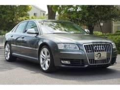 Audi S8. автомат, 4wd, 5.2, бензин, 39 000тыс. км, б/п, нет птс. Под заказ