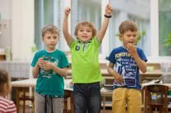 Частный детский сад «Дарина» во Владивостоке – Набор в младшую группу