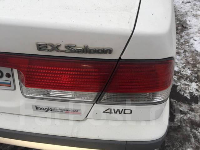 Nissan Sunny. автомат, 4wd, 1.5 (109л.с.), бензин