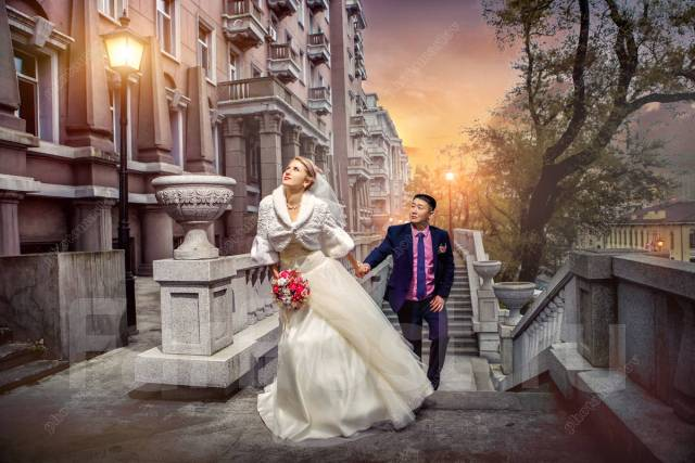 Профессиональная свадебная фотосъёмка ( Акция ! )