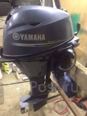 Yamaha. 20,00л.с., 4-тактный, бензиновый, нога L (508 мм), Год: 2007 год
