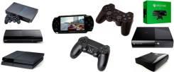 Куплю Sony PS 3-4 /Xbox/PSP/Аксессуары/ИГРЫ/ Продукцию apple. Выезд!