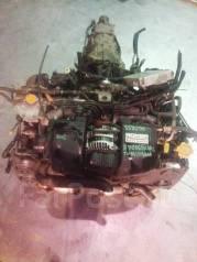 Двигатель в сборе. Subaru Legacy, BE5, BE9, BEE, BES, BH5, BH9, BHC, BHE Двигатели: EJ18, EJ18E, EJ18S, EJ20, EJ201, EJ202, EJ203, EJ204, EJ206, EJ208...