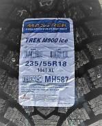 Maxtrek Trek M900. Зимние, шипованные, без износа, 4 шт