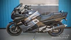 Honda CBR 1000F Hurricane. 1 000куб. см., птс, с пробегом