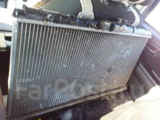 Радиатор охлаждения двигателя. Toyota Sprinter Carib
