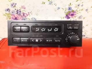 Блок управления климат-контролем. Toyota Ipsum, SXM15G, CXM10G, SXM10G Двигатели: 3SFE, 3CTE