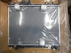 Радиатор охлаждения двигателя. Daihatsu Atrai Daihatsu Terios Toyota Cami, J102E Toyota Sparky Toyota Rush, J200, J200E, J210, J210E Двигатели: K3VT...