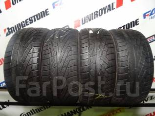 Pirelli Winter Sottozero. Зимние, без шипов, 30%, 4 шт