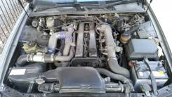 Двигатель в сборе. Toyota Cresta, JZX90 Toyota Chaser, JZX90 Двигатели: 1JZGTE, MTEU