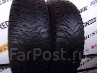 Goodyear UltraGrip 8. Зимние, без шипов, износ: 20%, 2 шт
