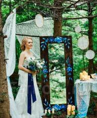 Свадебное оформление и декор аксессуаров от Студии декора Клементинка