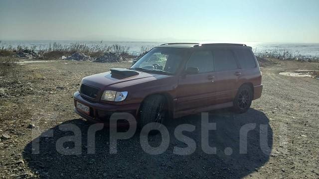 Subaru Forester. автомат, 4wd, 2.0 (135 л.с.), бензин, 130 000 тыс. км