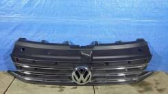 Решетка радиатора. Volkswagen Polo, 602, 612, 6R1 Двигатели: CFNA, CFNB, CFW, CHYA, CHYB, CHZC, CJZC, CJZD, CLSA, CUSA, CUSB, CWVA, CZCA, CZEA, DAJA...