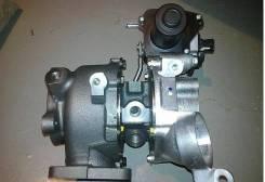 Турбина. Toyota Land Cruiser, VDJ200 Двигатель 1VDFTV