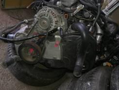 Двигатель в сборе. Mitsubishi Pajero iO, H61W, H76W, H71W, H66W Двигатели: 4G93, 4G93GDI