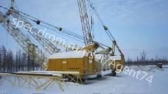 Zemag RDK 250. РДК-250-2 (стоит в г. Новый Уренгой) не