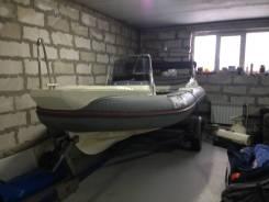 Skyboat SB R5. Год: 2009 год, длина 5,20м., двигатель подвесной, 90,00л.с., бензин