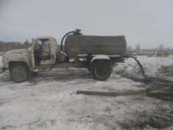 ГАЗ 53А. Продам А/С бочку Газ-53, 4 700 куб. см., 5,00куб. м.