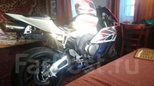 Honda CBR 1000RR Fireblade. 998 куб. см., исправен, птс, с пробегом