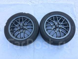 Black Racing. 6.5x15, 4x100.00, ET40, ЦО 60,1 мм.