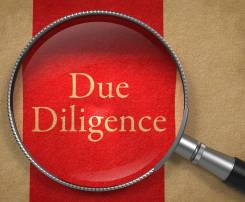 Комплексная проверка контрагента (Due Diligence)